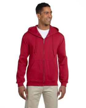 Jerzees 4999 Adult Super Sweats NuBlend Fleece Full-Zip Hood