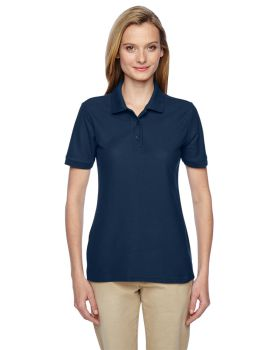 Jerzees 537WR Ladies Easy Cotton Polyester Care Polo-shirts