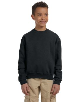 Jerzees 562B Youth NuBlend Crewneck Sweatshirt