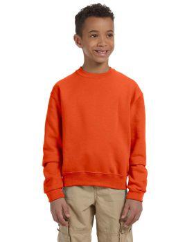 'Jerzees 562B Youth NuBlend Crewneck Sweatshirt'