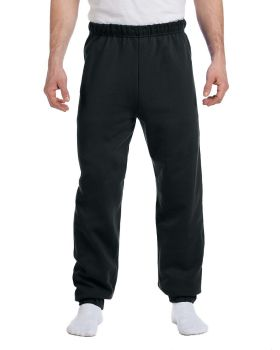 Jerzees 973 Adult NuBlend Fleece Sweatpants Cotton Polyester