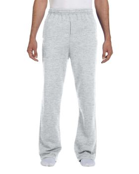Jerzees 974MP Adult NuBlend Open Bottom Fleece Sweatpants