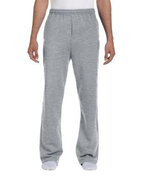 Jerzees 974MP Adult NuBlend Open Bottom Fleece Sweatpants