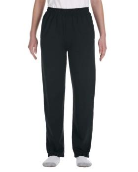 Jerzees 974Y Youth NuBlend Open-Bottom Fleece Sweatpants
