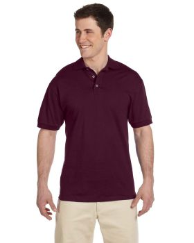 Jerzees J100 Adult Heavyweight Cotton Jersey Polo