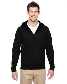 Jerzees PF93MR Adult DRI-POWER SPORT Full-Zip Hooded Sweatshirt
