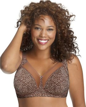 Just My Size 1Q20 Women's Comfort Shaping Wirefree Bra