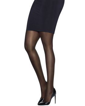 Just My Size Q81104 Women's Ultra-Sheer Run-Resistant Pantyhose, 1 Pack
