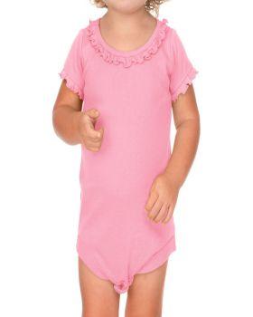Kavio I1C0559 Infant Sunflower Short Sleeve Onesie