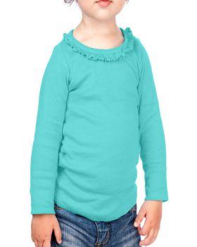 Kavio I1C0588 Infant Sunflower Long Sleeve Top