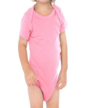 Kavio IJC0431 Infant Lap Shoulder Short Sleeve Onesie