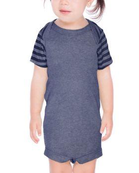 Kavio IJP0662 Infant Contract Short Sleeve Bodysuit