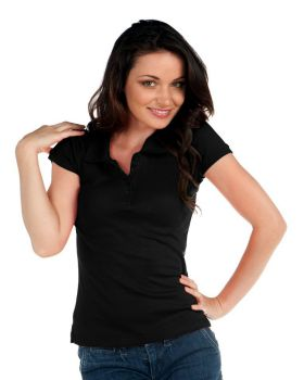 Kavio J1C0265 Women's Polo Short Sleeve