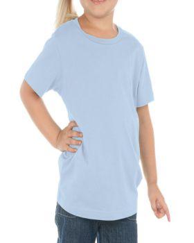 Kavio TJP0494 Infant Crew Neck Short Sleeve T Jersey Cvc