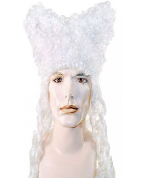 Lacey wigs LW545WT COLONIAL PARTY GENTLEMAN WHITE