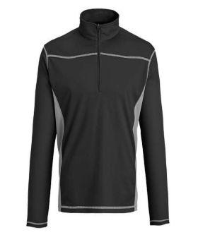 Landway 1013 Men's 1/4 Zip Active Dry Pullover