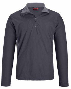 Landway 8430 Men's Lightweight Waffle Knit Fleece Pullover