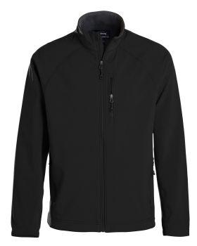Landway 9901 Men's 3 Layer Micro Fleece Soft Shell Jacket
