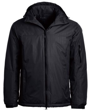 Landway TP-68 Men's 3 Panel Hooded Thermal Shell Parka