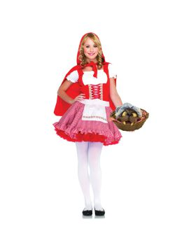 Leg avenue UAJ48033ML Lil Miss Red Medium/Large