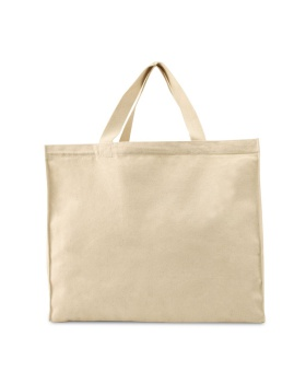 Liberty Bags 8501 Gusseted Canvas Tote