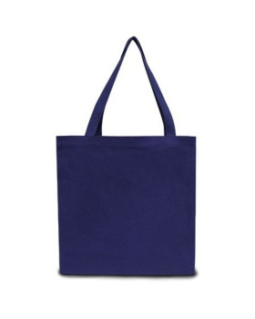 Liberty Bags 8503 Gusseted Cotton Canvas Tote
