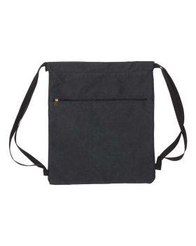 Liberty Bags 8877 Pigment Dyed Premium Canvas Drawstring Bag