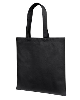 Liberty Bags LB85113 Cotton Canvas Tote Bag With Self Fabric Handle