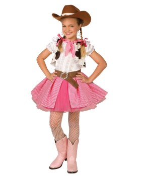 Living Fiction LF4008 Cowgirl Cutie Children