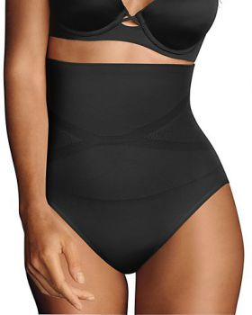 Maidenform 12553 Maidenform Seamless Hi-Waist Brief