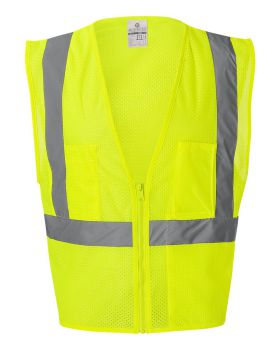 ML Kishigo 1085-1086 Ultra-Cool™ Mesh Vest with Pockets