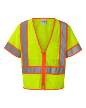 ML Kishigo 1242-1243 Ultra-Cool™ Mesh Surveyor's Vest