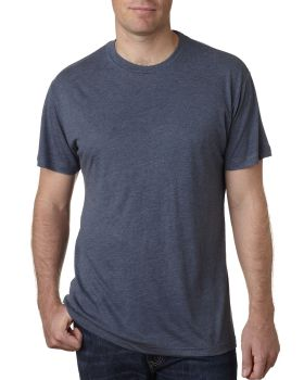 Next Level 6010 Men's Sideseamed Triblend 4.3 oz Crewneck t-Shirt