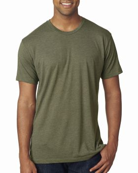 Next Level 6010A Men's Made in USA Triblend T-Shirt