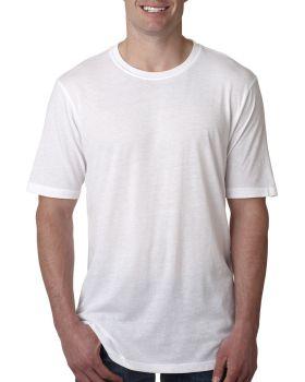 Next Level 6200 Polyester Cotton Crewneck t-Shirt