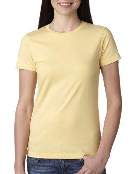 Next Level N3900 Ladies Cotton 4.3 oz Boyfriend T-Shirt