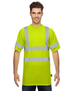 OccuNomix LSSETP Men's Classic Birdseye Wicking T-Shirt