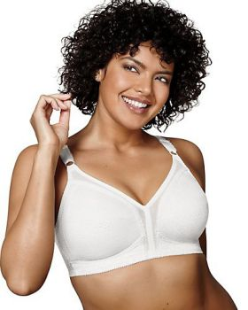 Playtex 20/27 Women's 18 Hour Lace Wirefree Bra