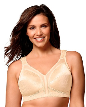 'Playtex 4693B Playtex 18 Hour Ultimate Shoulder Comfort Wirefree Bra'