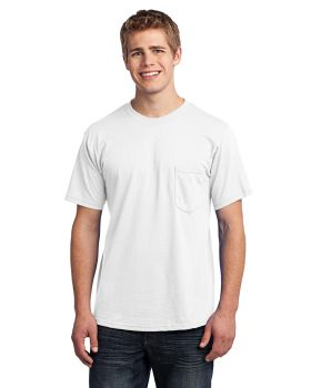 Port & Company USA100P AllAmerican Pocket Tee