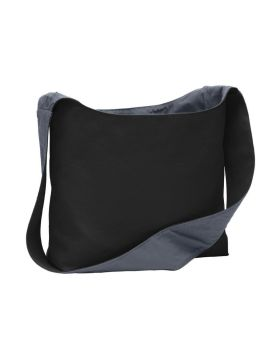 Port Authority BG405 Cotton Canvas Sling Bag