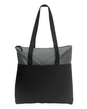 Port Authority BG407 Zip-Top Convention Tote