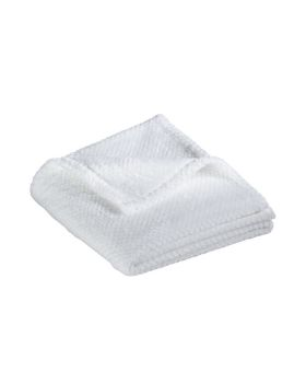 Port Authority BP35 Plush Texture Blanket