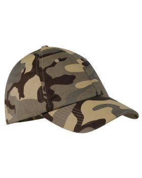 Port Authority C851 Camouflage Cotton twill