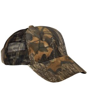 Port Authority C869 Mesh Back Pro Camouflage Series Cap