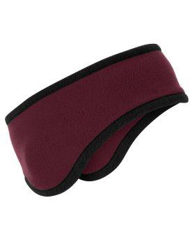 Port Authority C916 Two-Color Fleece Headband