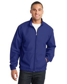 Port Authority J305 Essential Locker loop Jacket