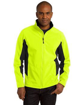 Port Authority J318 Core Colorblock Soft Shell Jacket