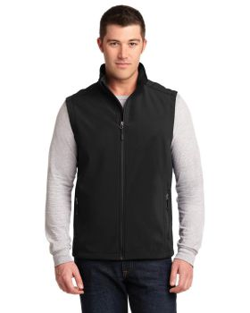 Port Authority J325 Core Soft Shell Vest Polyester