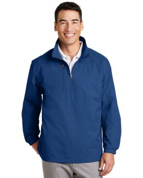 Port Authority J703 Half-Zip Wind Jacket